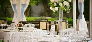 Allestimenti per Matrimoni personalizzati