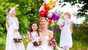 Animazione per bambini invitati al Matrimonio