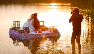 Servizi professionali di fotografia per il matrimonio a Roma