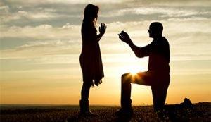 Come fare la tanto attesa proposta di matrimonio?