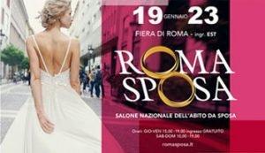 Roma sposa 2017: quali novità per chi si sposa nella Capitale?